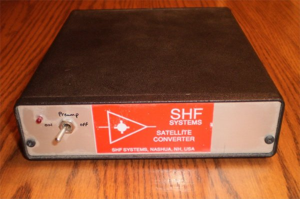 SHF Systems converter